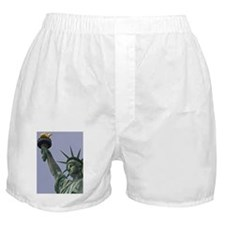 the Statue of Liberty Boxer Shorts