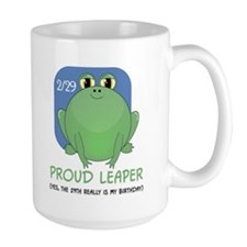 Proud Leaper Mug