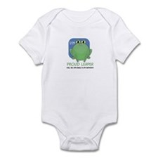 Proud Leaper Infant Bodysuit