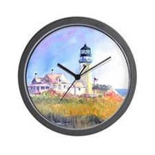 Cape Cod Light Wall Clock