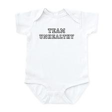 Team UNHEALTHY Infant Bodysuit