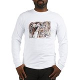 FIERCE EPONAS Long Sleeve T-Shirt