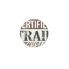 Certified Trail Enthusiast lite Mini Button
