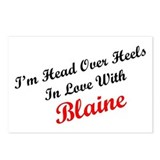 In Love with Blaine Postcards (Package of 8)