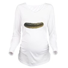 A Big Dill Long Sleeve Maternity T-Shirt