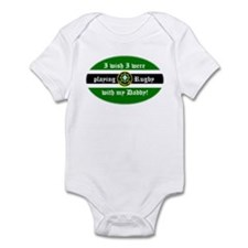 Dragoon Rugby Infant Bodysuit/Onesie