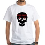 MYSTERY ISLAND Secret Society White T-Shirt