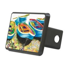 Row Row Hitch Cover