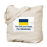 Ukrainian Dupa Tote Bag