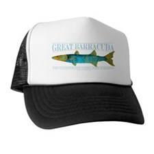 Great Barracuda Trucker Hat