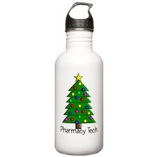 Tree Pharmacy tech Water Bottle