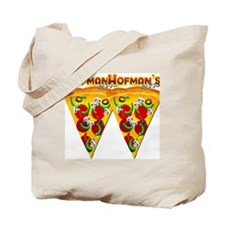 Double Hofman Pizza Tote Bag