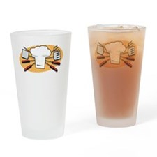 Cook Some Butt Drinking Glass
