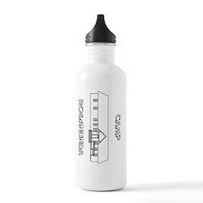 Camp Roganunda Key Cha Water Bottle