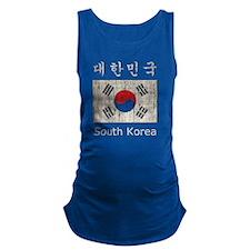 Vintage South Korea Maternity Tank Top