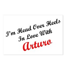 In Love with Arturo Postcards (Package of 8)