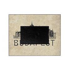 Vintage Budapest Picture Frame