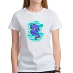 Eel Cartoon Women's T-Shirt