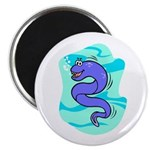 Eel Cartoon Magnet
