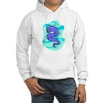 Eel Cartoon Hooded Sweatshirt