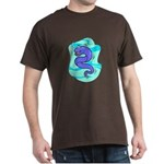 Eel Cartoon Dark T-Shirt