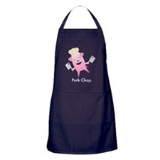 Pork Chop Apron (dark)