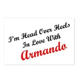In Love with Armando Postcards (Package of 8)