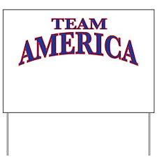 TRAM AMERICA Yard Sign