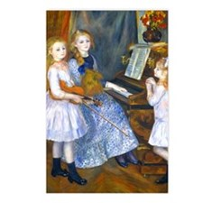 K/N Renoir Mendes Postcards (Package of 8)