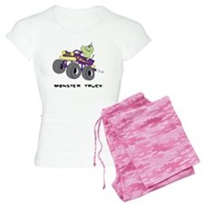 Monster truck Kids Pajamas