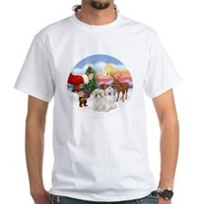 R-Treat for 2 Coton De Tulears Shirt