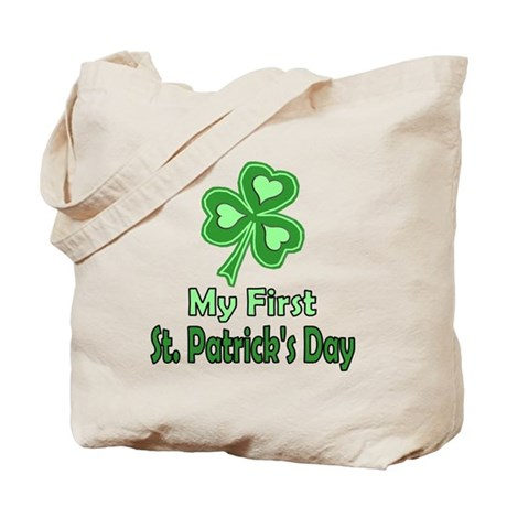 Baby First St Patricks Day Tote Bag