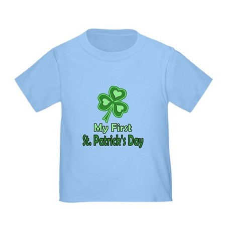 Boy St Patrick's Day Toddler T-Shirt