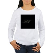 MW Monogram Queen Duve T-Shirt