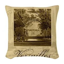 Shabby Chic Versailles Woven Throw Pillow