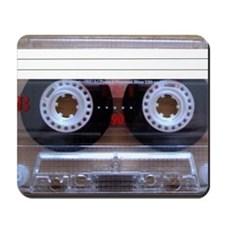 Cassette Music Tape Mousepad