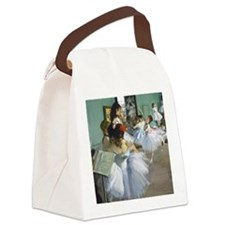 Jewelry Degas DClass Canvas Lunch Bag