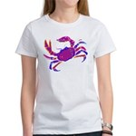 Cancer Crab Art Women's T-Shirt