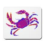 Cancer Crab Art Mousepad