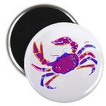 Cancer Crab Art Magnet