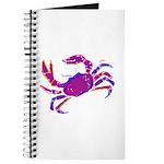 Cancer Crab Art Journal
