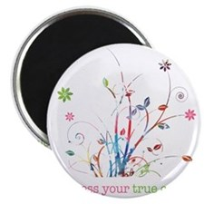 Express your true colors Magnet