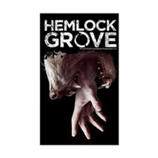 Hemlock Grove Monsters Decal