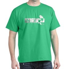 Jump Stages Skydiving T-Shirt