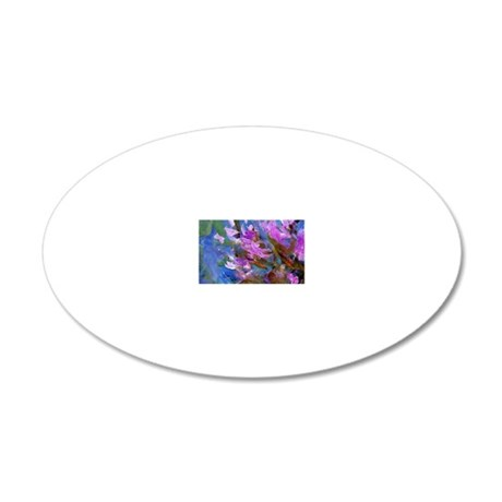picture_frame 20x12 Oval Wall Decal