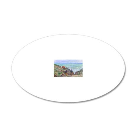 NOTE10 20x12 Oval Wall Decal
