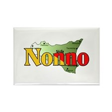 Nonno Rectangle Magnet (10 pack)