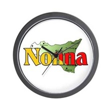 Nonna Wall Clock