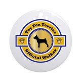 Terrier Walker Ornament (Round)