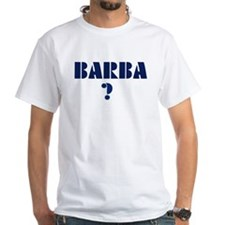 Customized Barba Shirt
